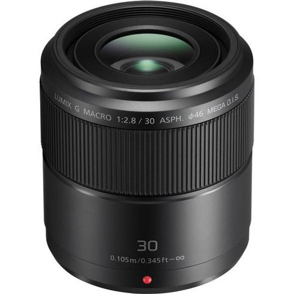 Panasonic LUMIX G 30mm f/2.8 HHS030E (Black)