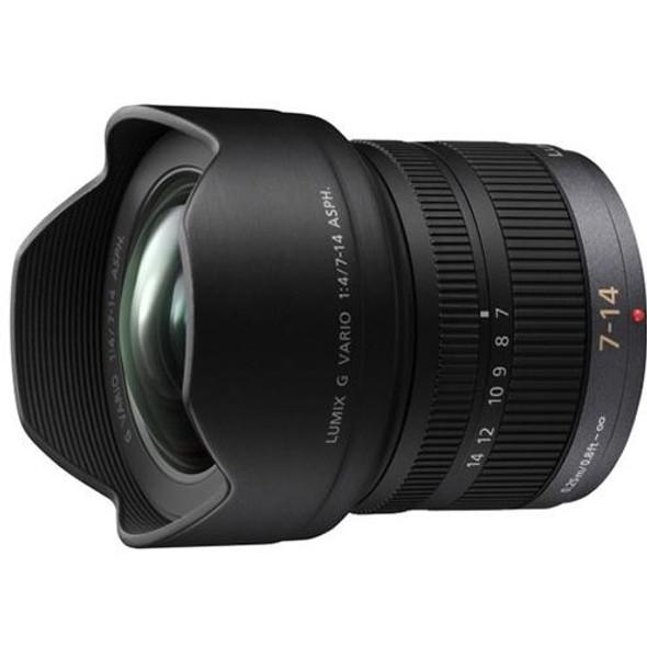Panasonic LUMIX G 7-14mm f4 ASPH Black HF007014