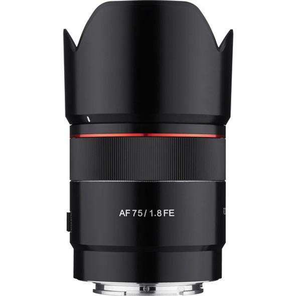 Samyang AF 75mm f/1.8 FE (Sony E)