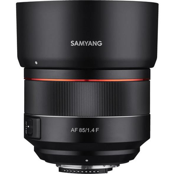 Samyang AF 85mm f/1.4 Lens for Nikon F