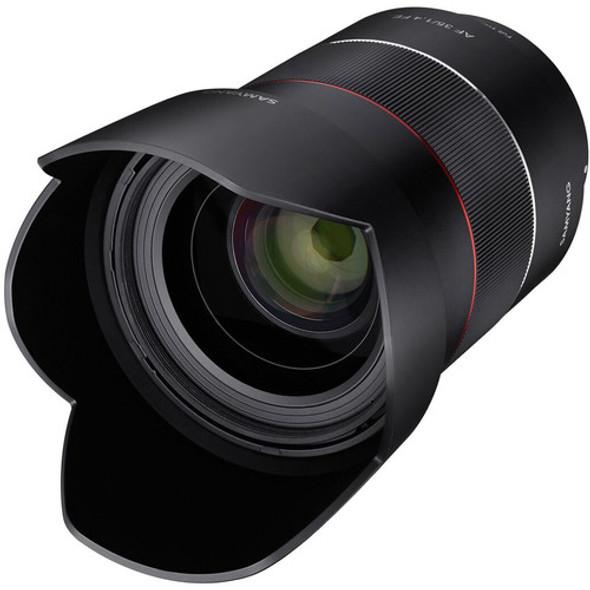 Samyang AF 85mm f/1.4 FE (Sony E)
