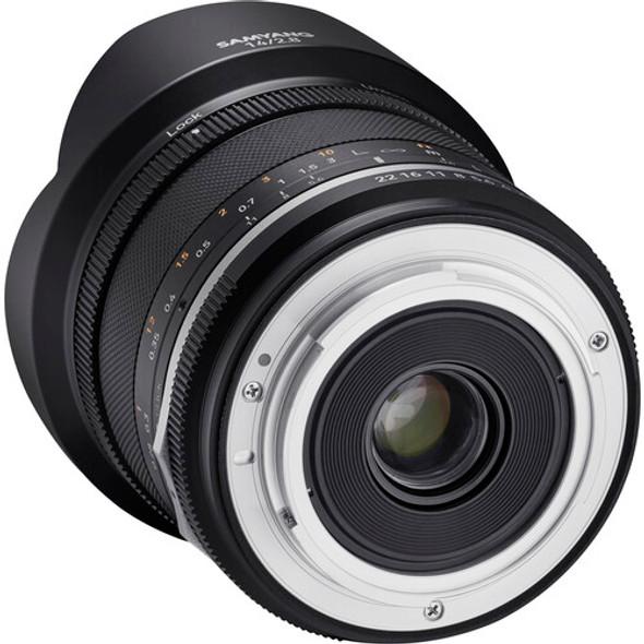 Samyang MF 14mm f/2.8 MK2 (Sony E)