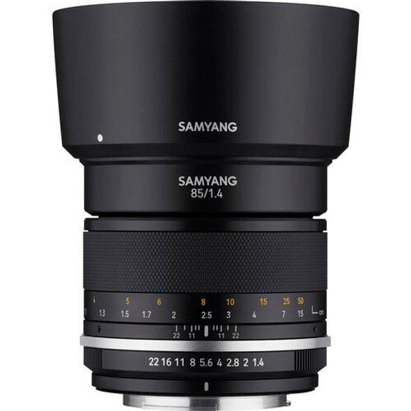 Samyang MF 85mm f/1.4 MK2 (Sony E)