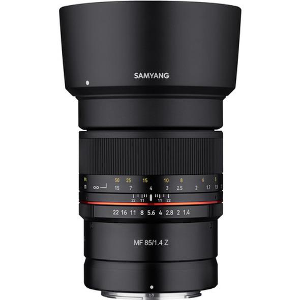 Samyang MF 85mm f/1.4 Z (Nikon Z)