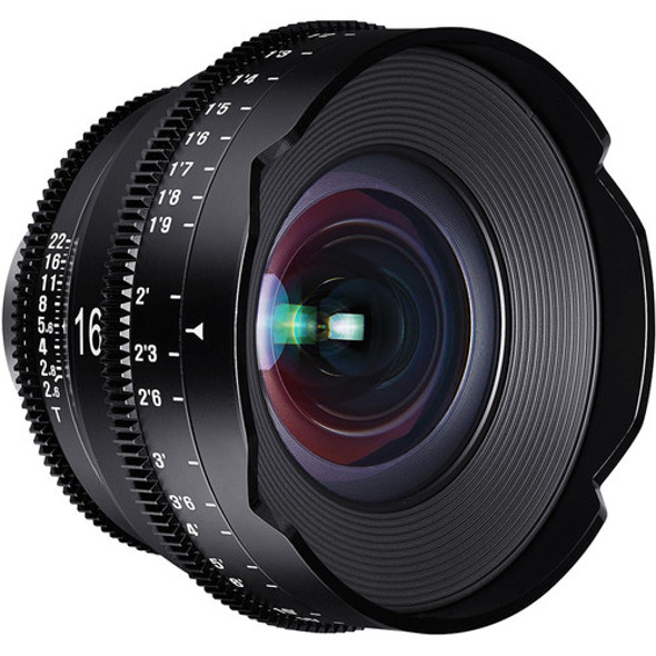 Samyang Xeen 16mm T2.6 (Canon)