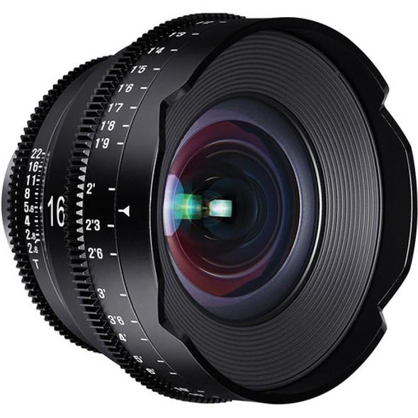Samyang Xeen 16mm T2.6 (Sony E)