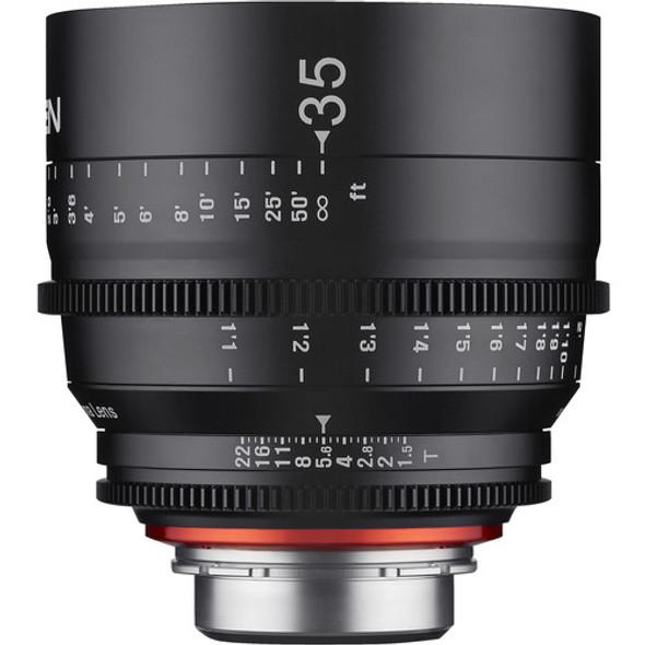 Samyang Xeen 35mm T1.5 (Canon)