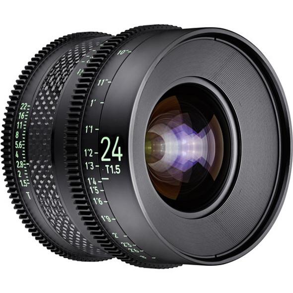Samyang Xeen CF 24mm T1.5 Pro Cine Lens (PL Mount)