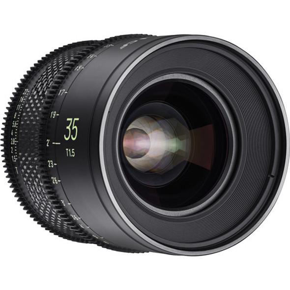 Samyang Xeen CF 35mm T1.5 Pro Cine Lens (PL Mount)