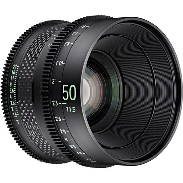 Samyang Xeen CF 50mm T1.5 Pro Cine Lens (PL Mount)