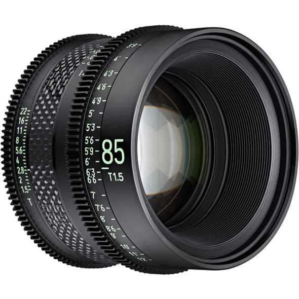 Samyang Xeen CF 85mm T1.5 Pro Cine Lens (PL Mount)