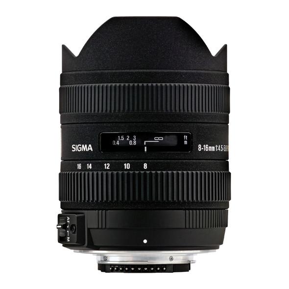 Sigma 8-16mm F4.5 5.6 DC HSM (Canon)