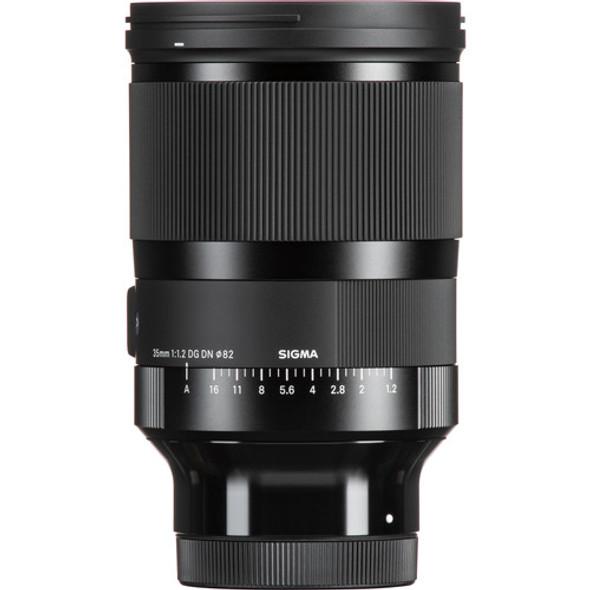 Sigma 35mm f/1.2 DG DN Art Lens for Leica L