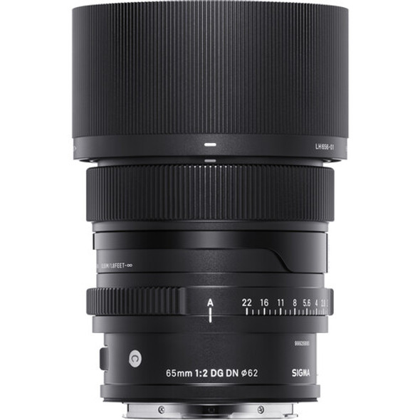 Sigma 65mm f/2 DG DN Contemporary Lens for Leica L
