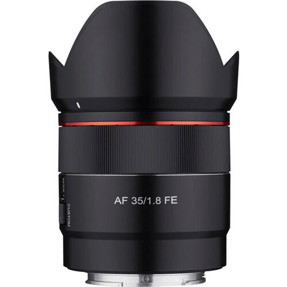 Samyang AF 35mm f/1.8 FE (Sony E)