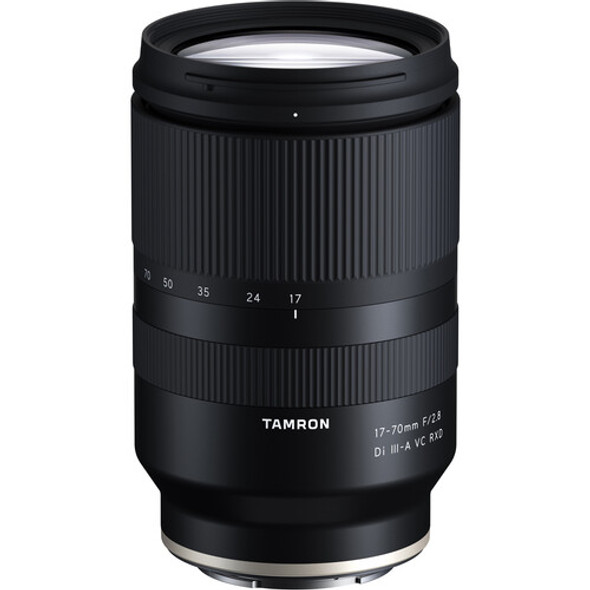 Tamron 17-70mm f/2.8 Di III-A VC RXD (B070) Lens for Sony E
