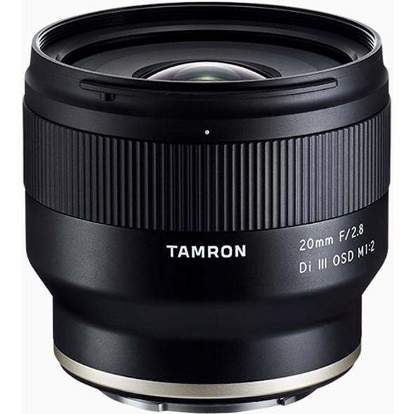 Tamron 20mm f/2.8 Di III OSD M 1:2 Lens for Sony E (F050)
