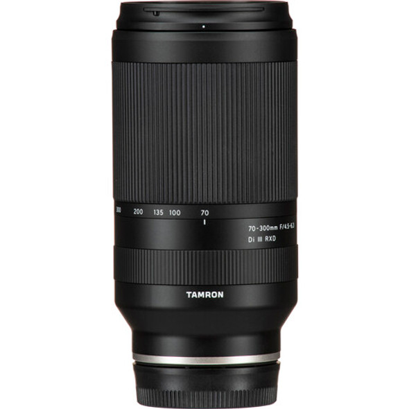 Tamron 70-300mm f/4.5-6.3 Di III RXD Lens for Sony E (A047)