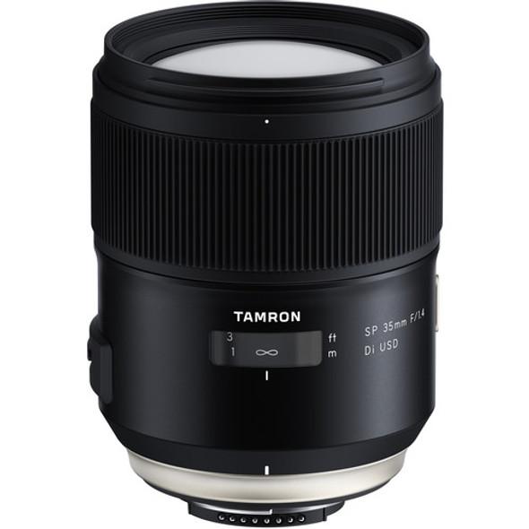 Tamron SP 35mm f/1.8 Di VC USD Lens for Nikon F (F012)