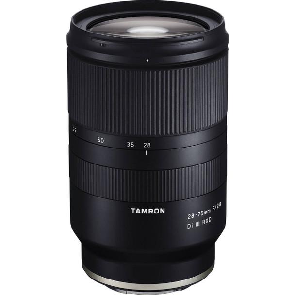 Tamron 28-75mm f/2.8 Di III RXD Lens (Sony E, A036)