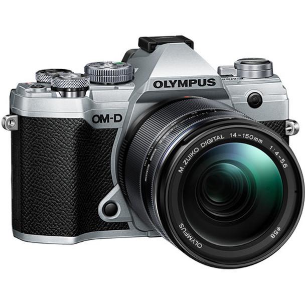 Olympus OM-D E-M5 Mark III Kit (14-150mm II) Silver