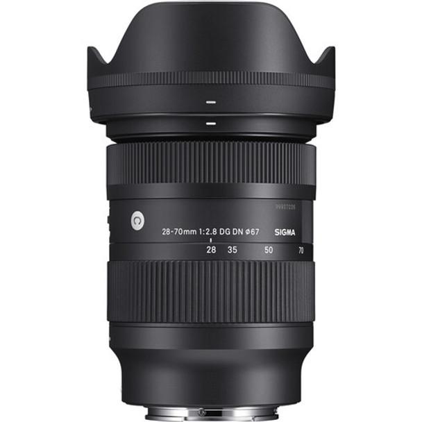 Sigma 28-70mm f/2.8 DG DN Contemporary Lens for Sony E