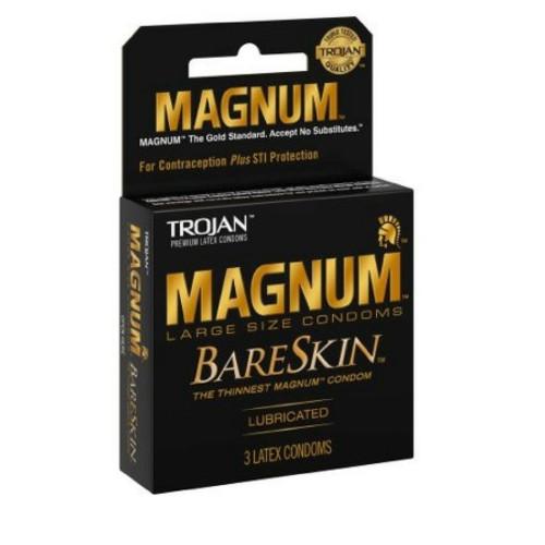 MAGNUM™ Bareskin Lubricated Condoms