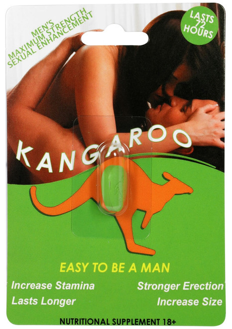 Kangaroo for Men (Sold Individually)