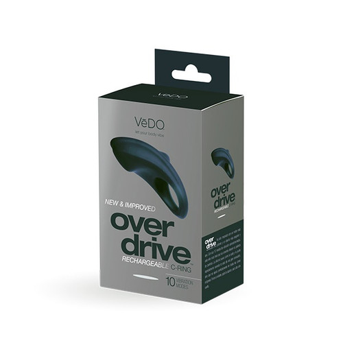 Overdrive Plus Rechargeable Ring