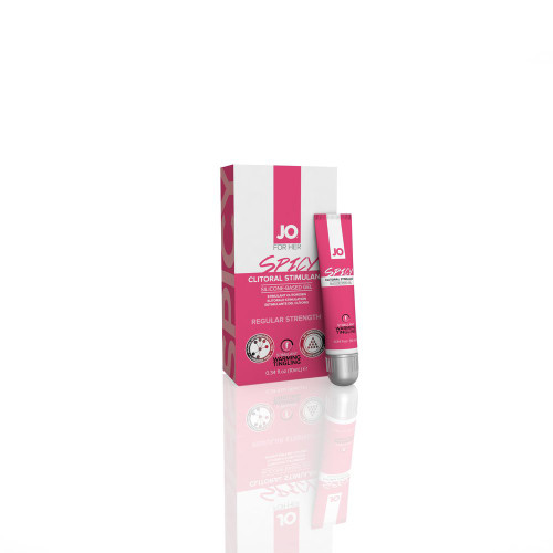 Spicy Clitoral Warming Gel