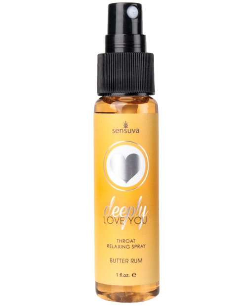 Deeply Love You Throat Relaxing Spray (More Flavors)