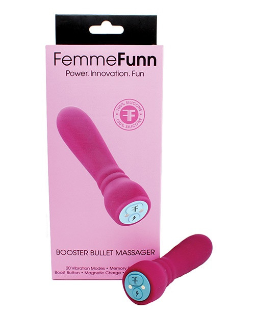 FemmeFunn Booster Bullet (Three Colors)