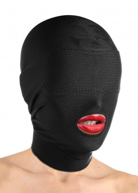 Disguise Open Mouth Hood