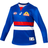 2019 Western Bulldogs Youth Home Guernsey - Long Sleeve