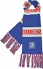 Western Bulldogs Traditional Stripe Scarf