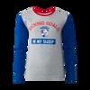 Western Bulldogs Youth PJ Set - Grey
