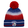 Western Bulldogs Youth Supporter Beanie