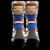 Western Bulldogs Bonti Sock - Adult