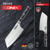 Western Bulldogs Baccarat Iconix Cleaver 17.5cm