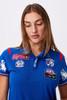Western Bulldogs 2021 AFLW Ladies Media Polo