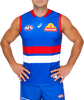 2021 Asics Western Bulldogs Home Guernsey - Adult
