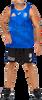 2021 Western Bulldogs Asics Training Singlet