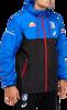 2021 Western Bulldogs Asics Wet Weather Jacket