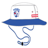 2021 Western Bulldogs Asics Bucket Hat