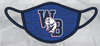 Western Bulldogs WB Face Mask 2 Pack