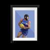 Caleb Daniel Geometric Print - Framed A3