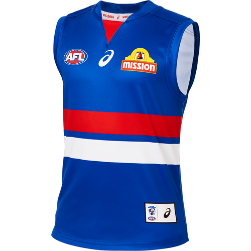 Western Bulldogs Toddler Home Guernsey
