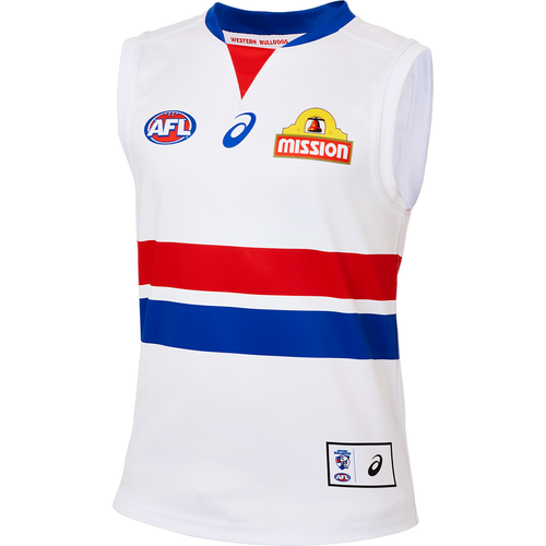 Western Bulldogs Toddler Clash Guernsey