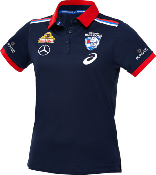 Western Bulldogs 2020 Ladies Media Polo