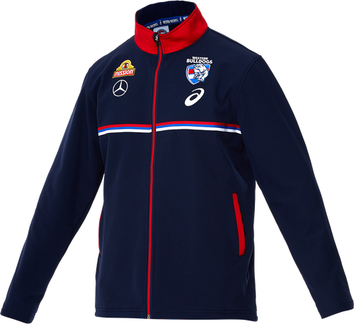 Western Bulldogs 2020 Travel Jacket Mens
